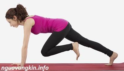 Tập thể dục hỗ trợ quá trình điều trị mụn nội tiết