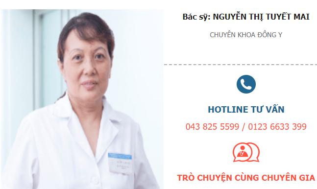 Bác sĩ khám phụ khoa giỏi ở tại Hà Nội